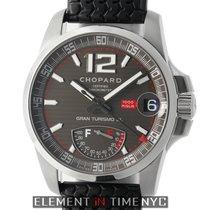 Chopard Mille Miglia Gran Turismo XL Titanium Charcoal Dial...