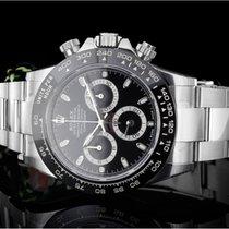 Rolex Daytona (40mm) Ref.: 116500LN Black Dial mit Box &...