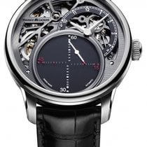 Maurice Lacroix Masterpiece Mystery Contemporary MP6558-SS001-...
