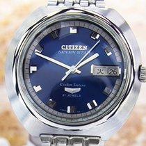 Citizen Seven Star Custom Deluxe Men's 39mm Stainless St...