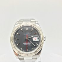 Rolex Datejust Turn-o-graph 116264 Thunderbird 18k & Steel...