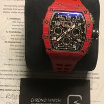 Richard Mille RM 035 Rafael Nadal Quartz TPT-Red