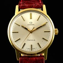 Omega Geneve manual cal 601 in steel-gold case