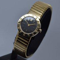 Bulgari Bvlgari Tubogas 18K Gold  23mm Ladies with warranty