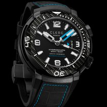 Clerc Hydroscaph H1 Chronometer Carbon Edition H1-4C.12R.8