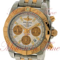 "Breitling Chronomat 41mm Chronograph, Silver ""Mercury""..."