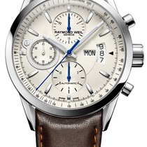 Raymond Weil Freelancer Herrenuhr Chrono 7730-STC-65021