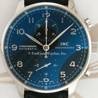 IWC IW371447 Portuguese Chronograph Automatic, Steel