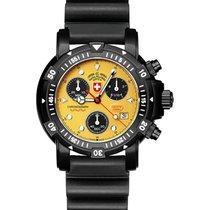 Swiss Military Cx Swiss Military Divers Sw1 Scuba Nero Watch...