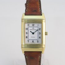 예거 르쿨트르 (Jaeger-LeCoultre) 18k Gold Reverso Ladies Quartz