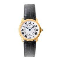 Cartier Ronde Quartz Ladies Watch Ref W6700355