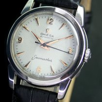 Omega Seamaster Automatic Steel Unisex Vintage Watch