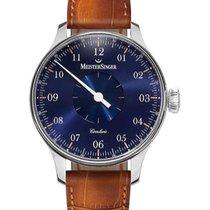 Meistersinger Uhren Herrenuhr Einzeigeruhr Circularis CC108