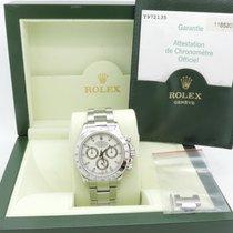 Rolex Cosmograph Daytona (cream) 116520  Full Set Quadrante...