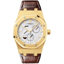 Audemars Piguet Royal Oak 39 Dual Time Yellow Gold Legacy