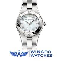Baume & Mercier Linea Quartz Women's Watch Ref. MOA10011