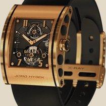Jorg Hysek 27 Haute Horlogerie X-Ray Rose Gold