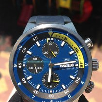 "IWC — Aquatimer Chronograph Tribute to Calypso"" Limited..."