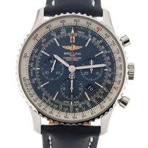 百年靈 (Breitling) Navitimer 01 46 Blue Chronograph
