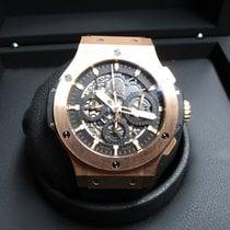 Hublot Big Bang Aero Bang 18K Rose Gold Chronograph