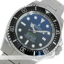 Rolex SeaDweller Deepsea James Cameron Stahl 116660 LC-100