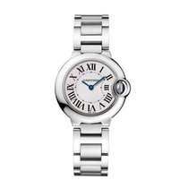 Cartier Ballon Bleu Quartz Ladies Watch Ref W69010Z4