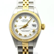 Rolex Lady Datejust 79173, Box & Papers