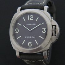 Πανερέ (Panerai) Luminor Base 44mm Titanium PAM 55
