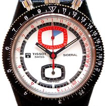 Tissot Mans Wristwatch Chronograph Sideral measures elapsed...