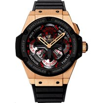 Hublot King Power Big Bang UNICO King Power UNICO GMT 48mm...