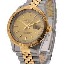Rolex Used 16263_used_champ_stick 2-Tone Thunderbird Datejust...