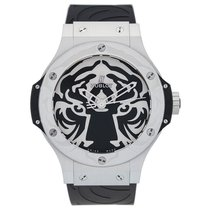 Χίμπλοτ (Hublot) Big Bang Black Jaguar White Tiger Foundation...