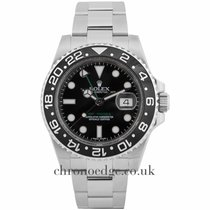 Rolex Steel GMT Master II 116710LN