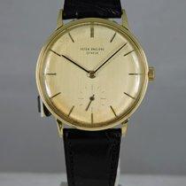 Patek Philippe 1961 Calatrava Ref. 3410, 18k Yellow Gold,...