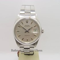 Rolex Oyster Date Precision 34mm Stahl