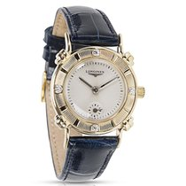 Longines Dress 870915 Vintage Unisex Watch in 14K Yellow Gold