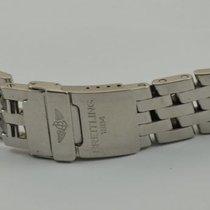 Breitling Pilotband Stahl/stahl 300a Chronomat Windrider 20mm