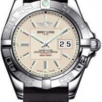Breitling a49350L2/g699-1rt Galactic 41 Mens Automatic in...