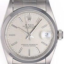Rolex Datejust Midsize Men's Or Ladies Watch 68240 Silver...