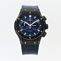 Hublot 521.CM.7170.LR Classic Fusion 45mm Ceramic Blue 45mm