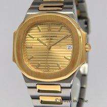 Patek Philippe Nautilus 3900 18k Yellow Gold/Steel Ladies...