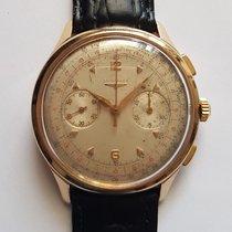 Longines 30CH Cronografo Fly-Back Oro (1961)  Referenza: 596