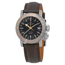 Glycine Airman 18 World Timer Automatic Men's Watch