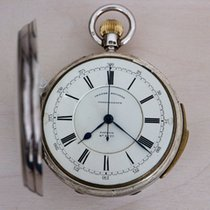 Pocket watch - minute repeater with center seconds chronograph...