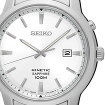 Seiko SKA739P1 Kinetic Herren 43mm 10ATM