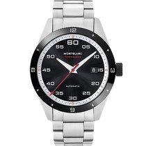 Montblanc – TimeWalker Date – 116060 – Men's watch –...