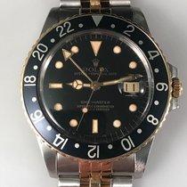 Rolex Gmt-master 16753 In Steel & Gold