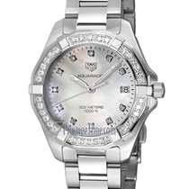 豪雅 (TAG Heuer) Aquaracer Quartz Ladies 32mm wbd1315.ba0740