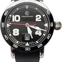 Chronoswiss Timemaster Black Dial CH-8643/13