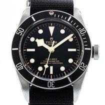 Tudor Heritage Black Bay 79230N Watch with Nylon Bracelet and...